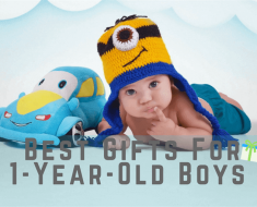 Best Gifts For 1-Year-Old Boys