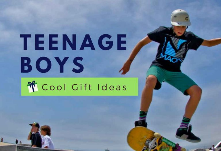 15 Cool Gifts For Teenage Guys