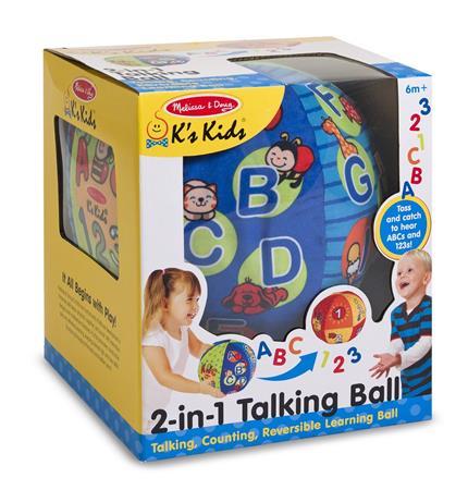 Talking ball