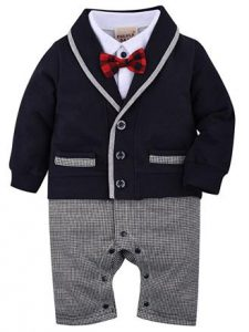 ZOEREA Baby Boys Romper Suits