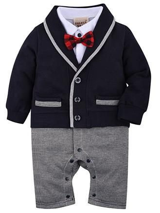 ZOEREA Baby Boys Romper Suits