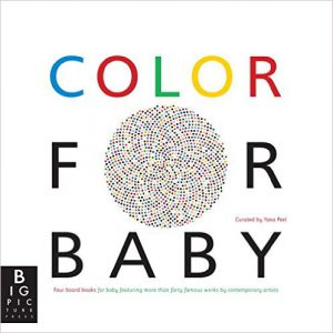 Best Gifts for 1 Year Old Girls Color for Baby