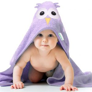 Best Gifts for 1 Year Old Girls Cute Hooded Towel