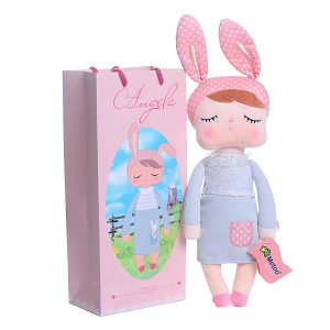 Best Gifts for 1 Year Old Girls Me Too Angela Stuffed Bunny Baby