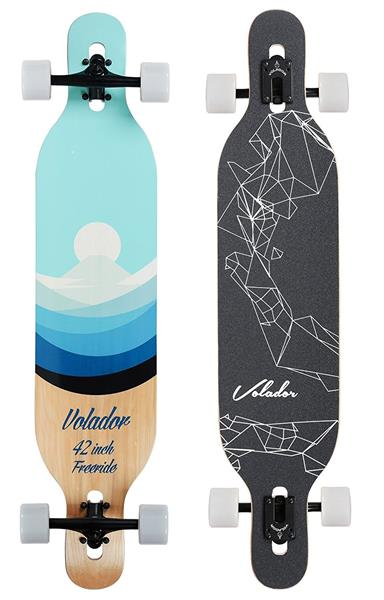 Cool Gifts For Teenage Boys Volador 42inch Freeride Longboard