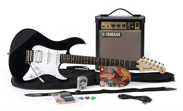 Cool Gifts For Teenage Boys Yamaha Gigmaker EG Electric Guitar Pack