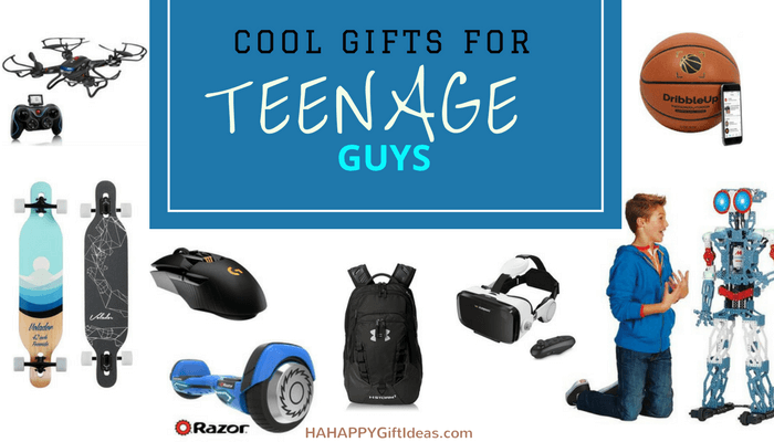 Cool Gifts For Teenage Guys