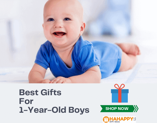 Unique Birthday Gifts For 1-Year-Old Boys (Time-Saving List For You)