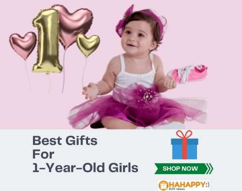 Best Gifts For 1-Year-Old Girls (That Parents Will Love)