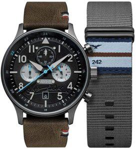 Hawker Hurricane Mens Analog Japanese Automatic Watch