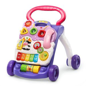 Best Gifts For 1 Year Old Girls Vtech Sit To Stand Walker