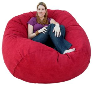 unique valentine gifts for women Cozy Sack Bean Bag Chair