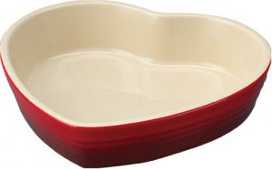 unique valentine gifts for women Le Creuset baking dish