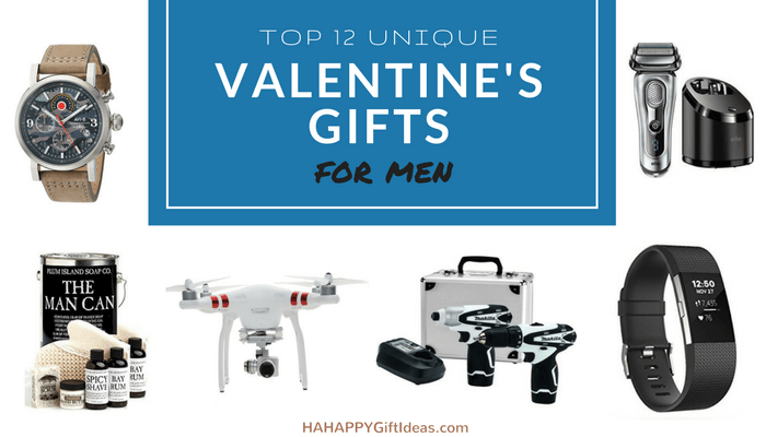 Unique Valentine's Gifts For Men