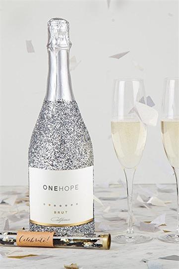 ONEHOPE Glitter Celebration Champagne Gift Set