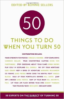 50 Things To Do When You Turn