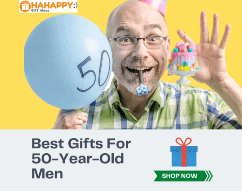 32 Best 50th Birthday Gift Ideas For Men (Time-Saving List For You)