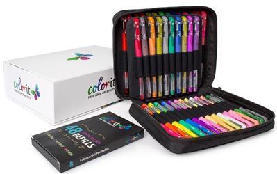 ColorIt Gel Pens