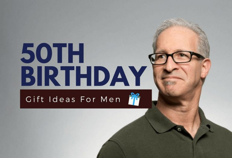 Best Gifts For A 50-Year-Old Man