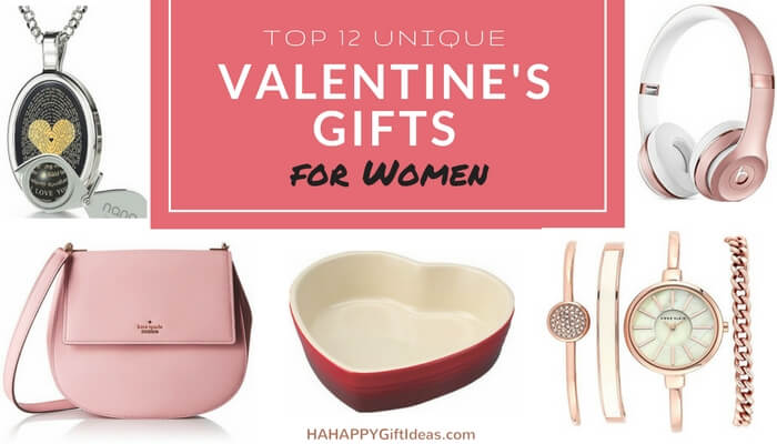 Top 12 Unique Valentine Gifts For Women