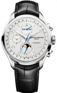 S-Baume & Mercier Mens Clifton Chronograph