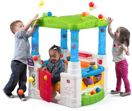 Best Gifts For A 2-Year-Old Boy Step 2 Wonderball Fun Playhouse