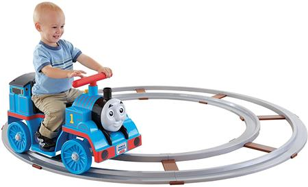 Best Gifts For A 2-Year-Old Boy Thomas and Friends Thomas with Track