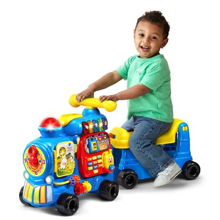 Best Gifts For A 2-Year-Old Boy VTech Sit-to-Stand Ultimate Alphabet Train