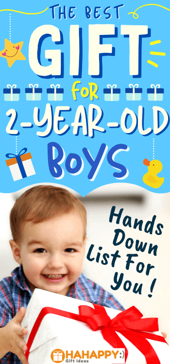 Best Gifts For A 2-Year-Old Boy