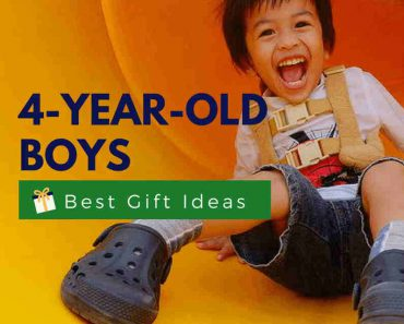 Best Gifts For a 4 Year Old Boy