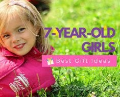 12 the Best Gifts For A 7-Year-Old Girl