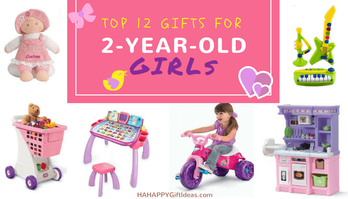 Best Gifts For A 2 Year Old Girl