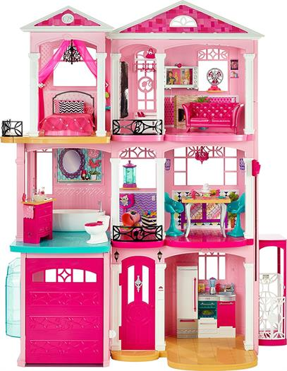 Best Gifts For A 3-Year-Old Girl Barbie Dreamhouse