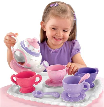 Best Gifts For A 3-Year-Old Girl Fisher-Price Magical Tea for Two