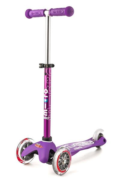 Best Gifts For A 3-Year-Old Girl Micro Mini Deluxe Kick Scooter