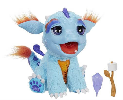 Best Gifts For A 4 Year Old Girl FurReal Friends Torch My Blazin Dragon