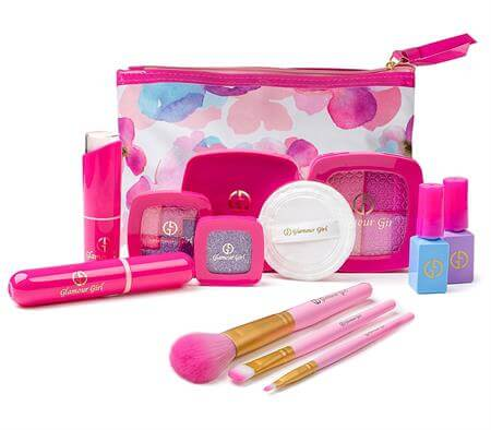 Best Gifts For A 4 Year Old Girl Glamour Pretend Play Make Up Kit
