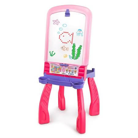 Best Gifts For A 4 Year Old Girl VTech DigiArt Creative Easel