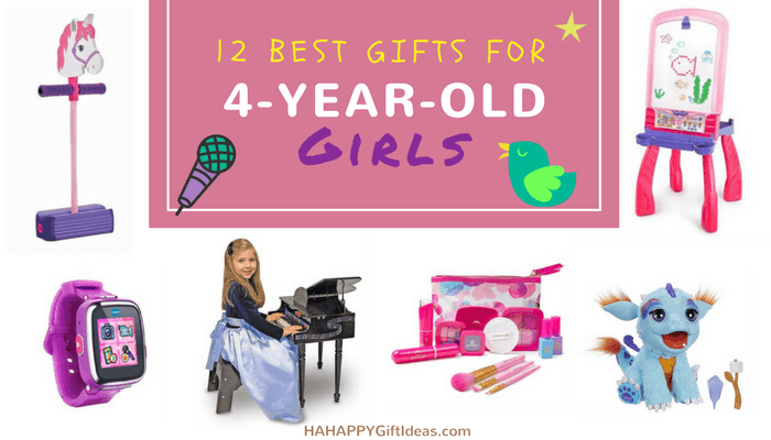 Best Gifts For A 4 Year Old Girl