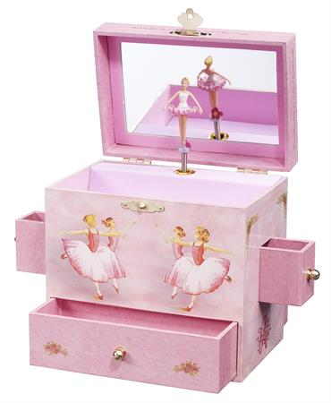 Best Gifts For A 5 Year Old Girl Ballerina Treasure Music Box