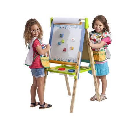Best Gifts For A 5 Year Old Girl ECR4Kids 3-in-1 Art Easel
