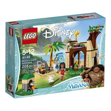 Best Gifts For A 5 Year Old Girl LEGO Disney Moans Island Adventure