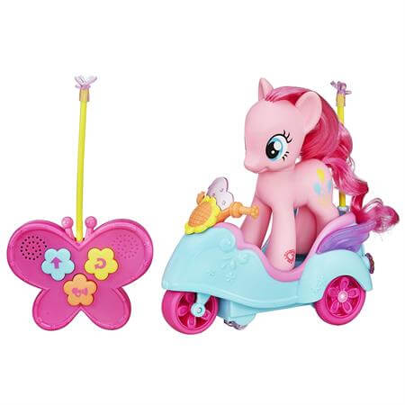 Best Gifts For A 5 Year Old Girl My Little Pony Pinkie Pie RC Scooter