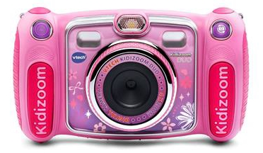 Best Gifts For A 5 Year Old Girl VTech Kidizoom Camera DUO
