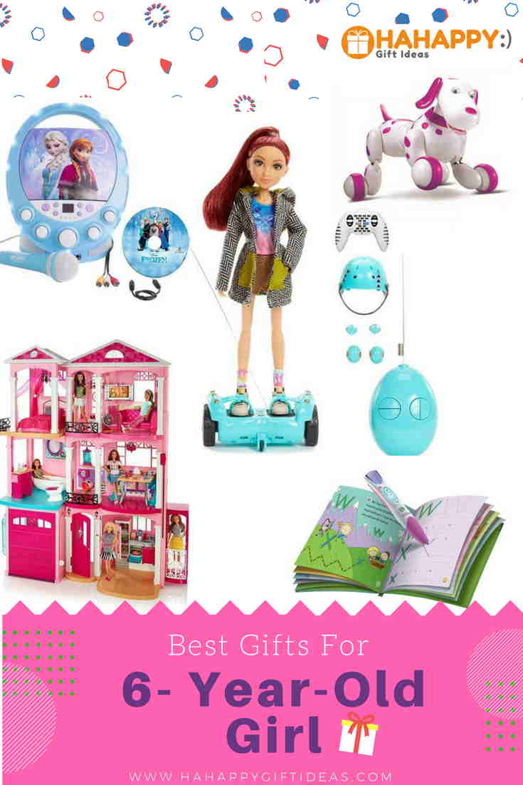 Best Toys Gifts For 6 Year Old Girls : Best gifts for a year old girl fun lovely