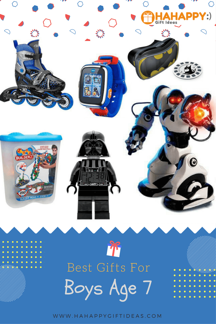 Best Gifts For Boys Age 7