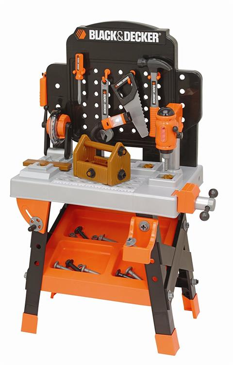 Best Gifts For a 3-Year-Old Boy Black And Decker Junior Power Tool Workshop