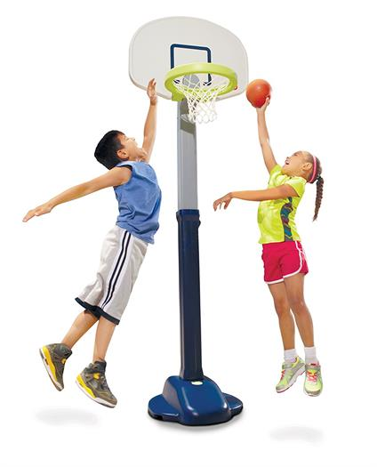 Best Gifts For a 3-Year-Old Boy Little Tikes Adjust and Jam Pro Toy Basketball Set