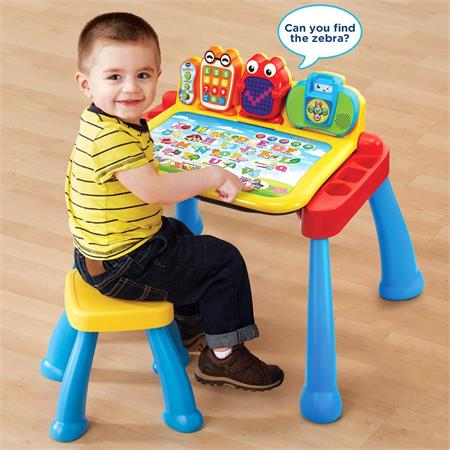 Best Gifts For A 3 Year Old Boy VTech Touch And Learn Activity Desk