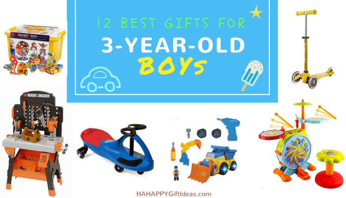 Best Gifts For A 3 Year Old Boy